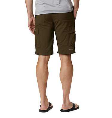 Men's Silver Ridge™ II Cargo Shorts Silver Ridge™ II Cargo Short | 010 | 28, Olive Green, back