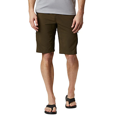 Men's Silver Ridge™ II Cargo Shorts Silver Ridge™ II Cargo Short | 010 | 28, Olive Green, front
