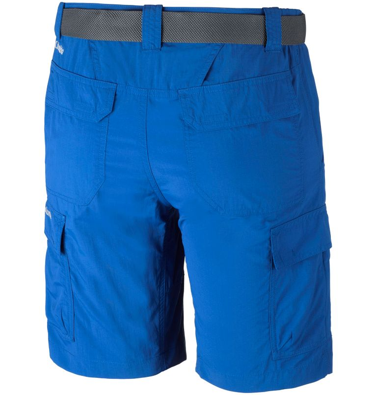 Silver Ridge™ II Cargo Short | 437 | 40 Shorts Cargo Silver Ridge™ II Homme, Azul, back
