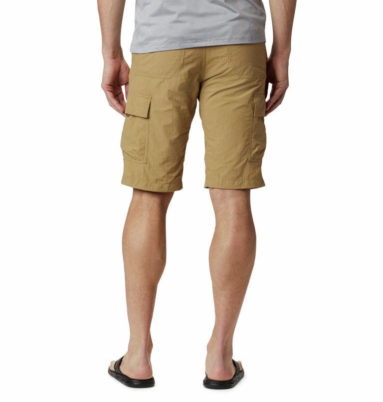 Silver Ridge™ II Cargo Short | 243 | 46 Men's Silver Ridge™ II Cargo Shorts, Crouton, back