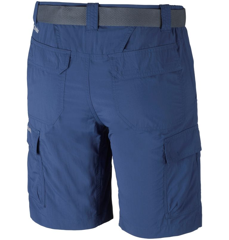 Silver Ridge™ II Cargo Short - Plus Size Silver Ridge™ II Cargo Short - Plus Size, back