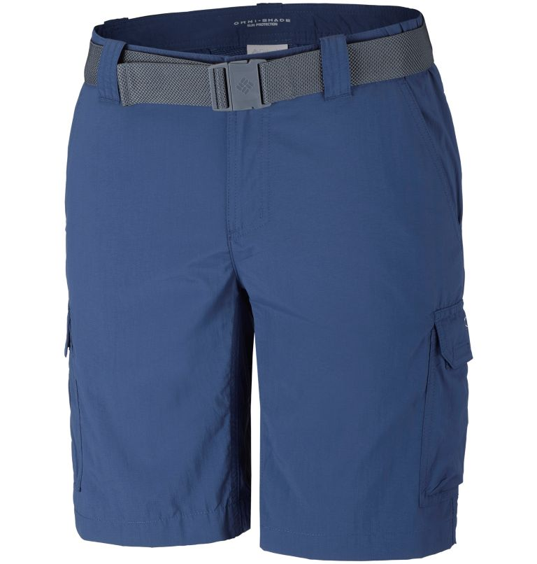 Silver Ridge™ II Cargo Short - Plus Size Silver Ridge™ II Cargo Short - Plus Size, front