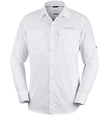 Chemise Manches Longues Silver Ridge™ II Homme - Grandes tailles , front
