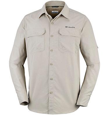 Camisa de manga larga Silver Ridge™II para hombre – Talla grande , front