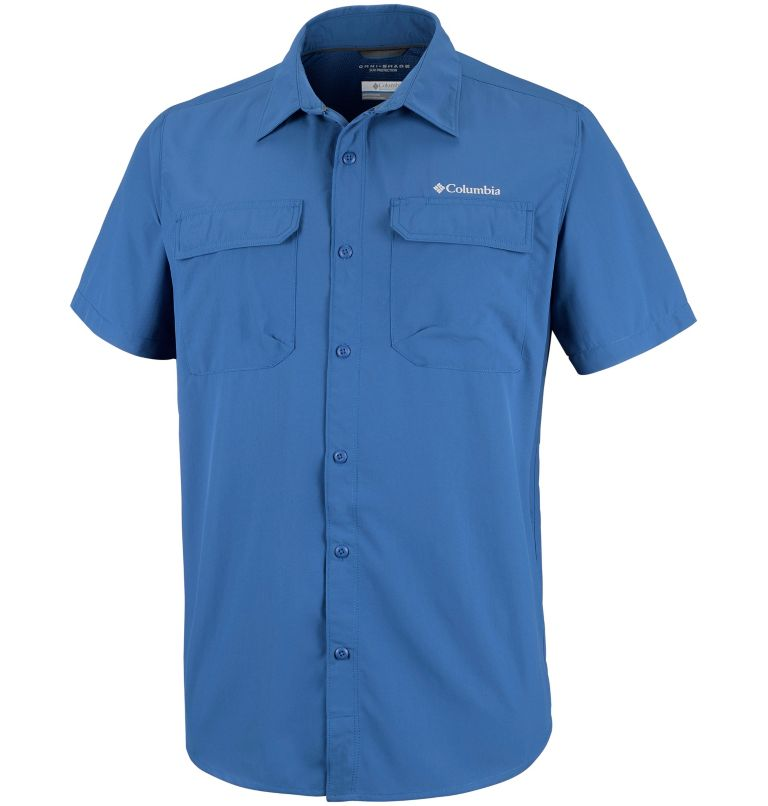 Men's Silver Ridge™ II Short Sleeve Shirt Men's Silver Ridge™ II Short Sleeve Shirt, front