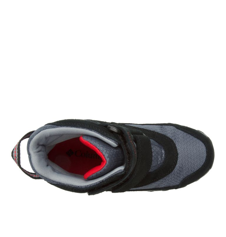 YOUTH PARKERS PEAK™ BOOT | 053 | 6 Botte Velcro Parkers Peak™ Junior, Graphite, Bright Red, top