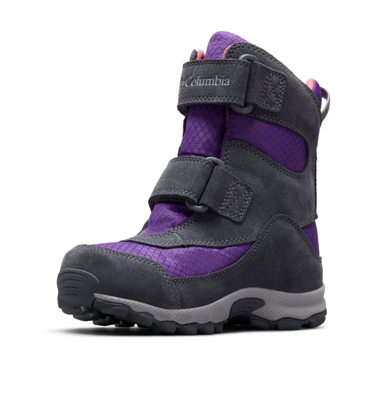 YOUTH PARKERS PEAK™ BOOT | 512 | 6 Botte Velcro Parkers Peak™ Junior, Emperor, Wild Salmon