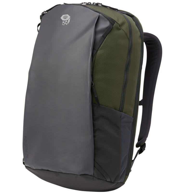 Folsom™ 28 Backpack | 347 | R Folsom™ 28 Backpack, Surplus Green, Shark, front
