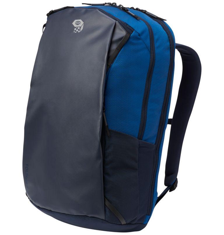 Folsom™ 28 Backpack   447   R Folsom™ 28 Backpack, Nightfall Blue, Dark Zinc, front