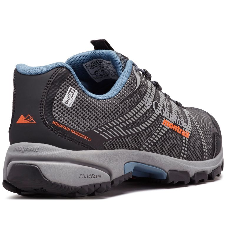 Men's Mountain Masochist™ IV OutDry™ Trail Running Shoe Men's Mountain Masochist™ IV OutDry™ Trail Running Shoe, 3/4 back