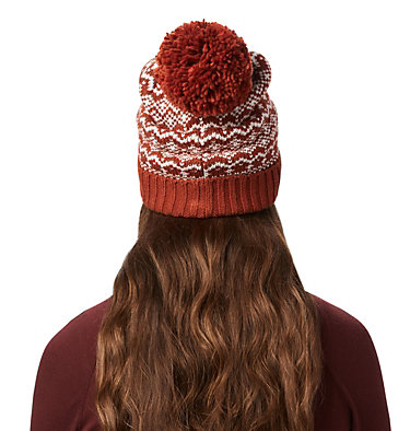 Women's Northern Lights™ Beanie Northern Lights™ Beanie | 801 | O/S, Rusted, back
