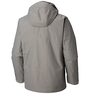 Men's Bugaboo™ II Insulated Interchange Jacket Bugaboo™ II Insulated Intercha | 613 | L, Boulder, back