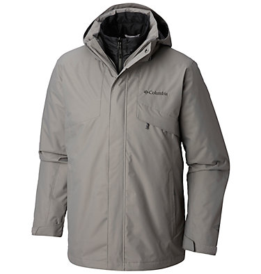 Manteau Bugaboo™ II Interchange isolé pour homme Bugaboo™ II Insulated Intercha | 613 | L, Boulder, front
