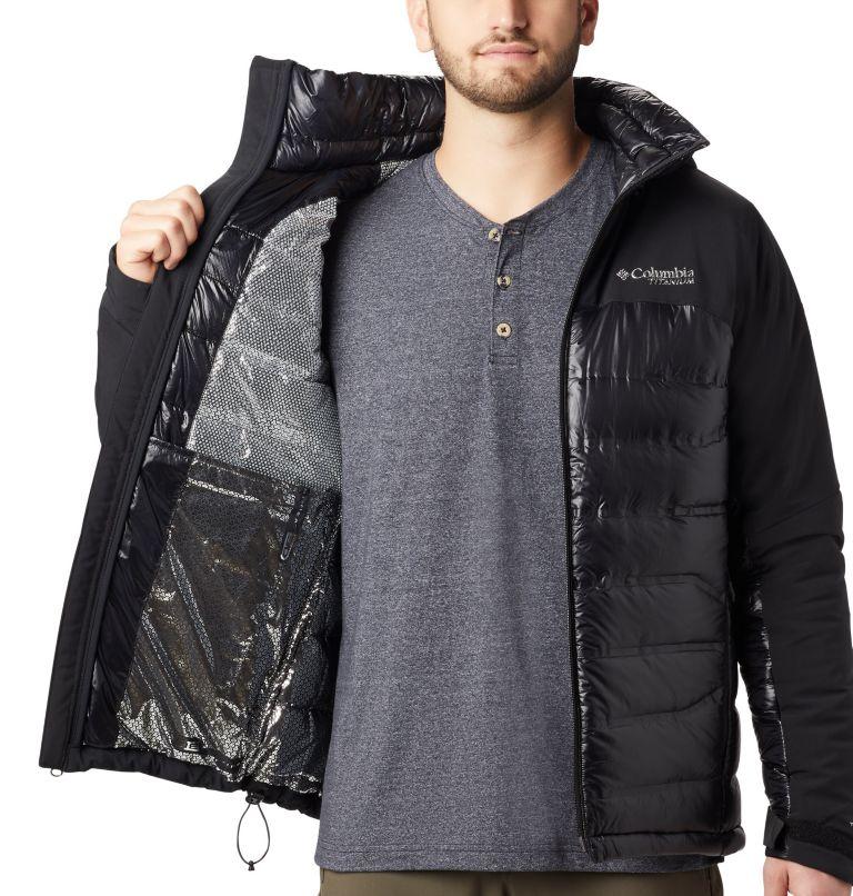 Heatzone™ 1000 TurboDown™ II Jacket | 010 | S Men's Heatzone™ 1000 TurboDown™ II Jacket, Black, a2