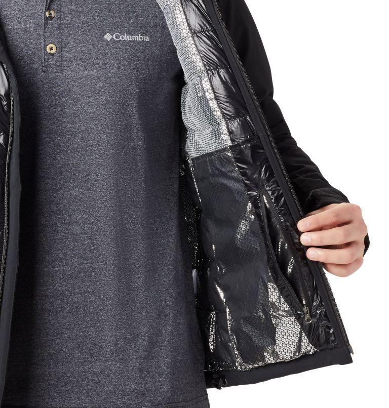 Heatzone™ 1000 TurboDown™ II Jacket | 010 | S Men's Heatzone™ 1000 TurboDown™ II Jacket, Black, a3