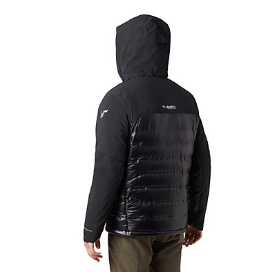 Manteau Heatzone 1000 Turbodown™ II pour homme Heatzone™ 1000 TurboDown™ II Jacket | 464 | L, Black, back