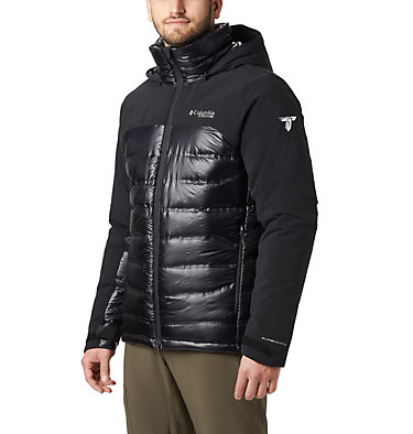 Manteau Heatzone 1000 Turbodown™ II pour homme Heatzone™ 1000 TurboDown™ II Jacket | 464 | L, Black, front