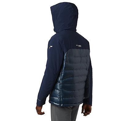 Men's Heatzone™ 1000 TurboDown™ II Jacket Heatzone™ 1000 TurboDown™ II Jacket | 464 | L, Collegiate Navy, back