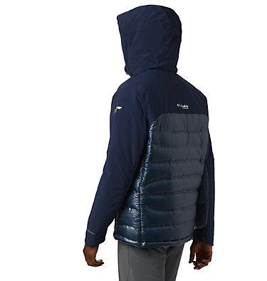 Manteau Heatzone 1000 Turbodown™ II pour homme Heatzone™ 1000 TurboDown™ II Jacket | 464 | L, Collegiate Navy, back