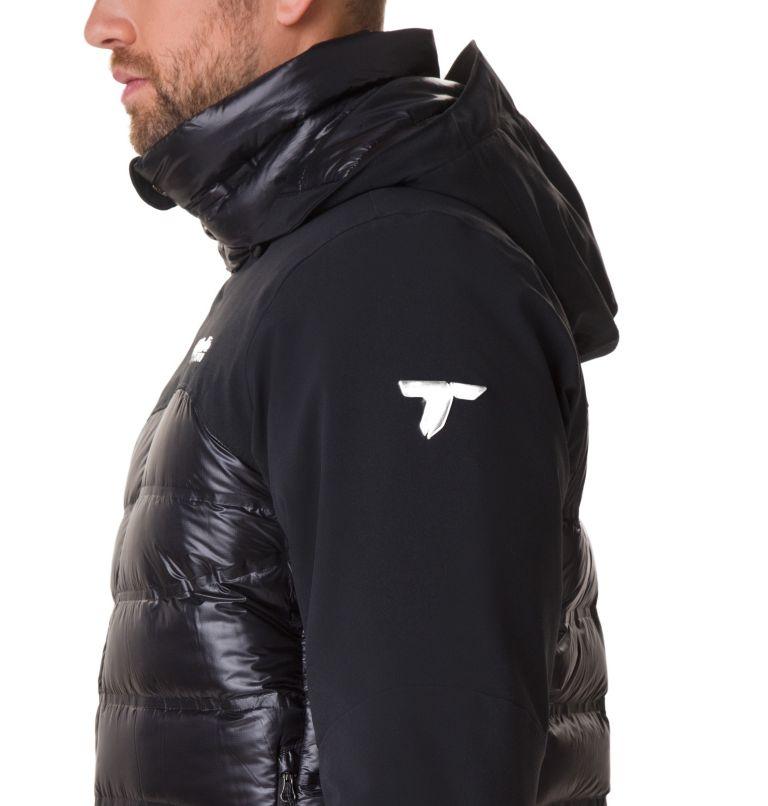 Heatzone™ 1000 TurboDown™ II J | 010 | XXL Heatzone™ 1000 TurboDown™ II Jacket, Black, a3
