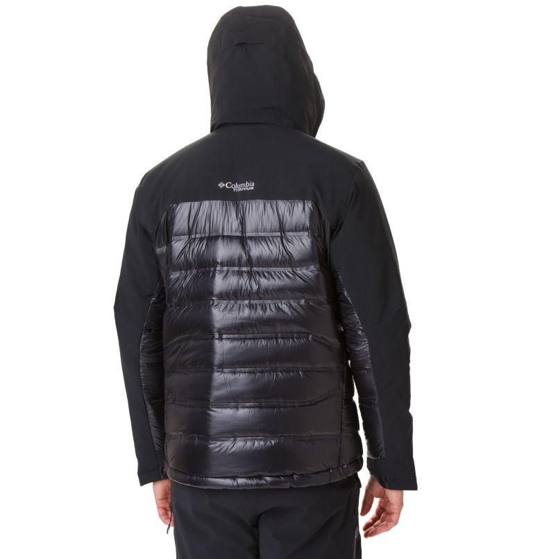 Heatzone™ 1000 TurboDown™ II J | 010 | XXL Heatzone™ 1000 TurboDown™ II Jacket, Black, back