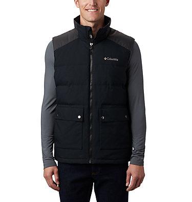 Men's Winter Challenger™ Vest Winter Challenger™ Vest   023   L, Black, Shark, front