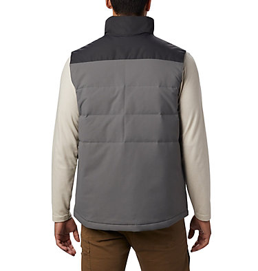 Men's Winter Challenger™ Vest Winter Challenger™ Vest   023   L, City Grey, Shark, back
