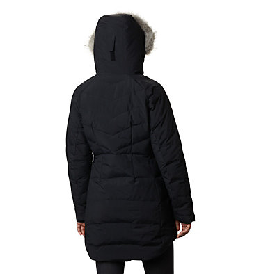 Manteau Lay D Down™ II mi-longueur pour femme Lay D Down™ II Mid Jacket | 671 | S, Black Metallic, back