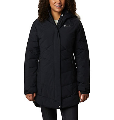 Manteau Lay D Down™ II mi-longueur pour femme Lay D Down™ II Mid Jacket | 671 | S, Black Metallic, front