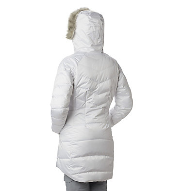 Manteau Lay D Down™ II mi-longueur pour femme Lay D Down™ II Mid Jacket | 671 | S, White, back