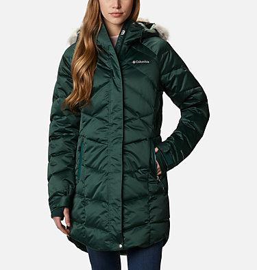 Manteau Lay D Down™ II mi-longueur pour femme Lay D Down™ II Mid Jacket | 671 | S, Spruce, front