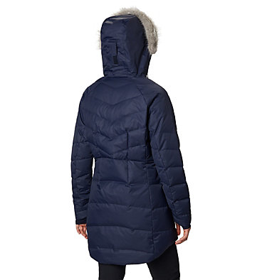 Women's Lay D Down™ II Mid Jacket Lay D Down™ II Mid Jacket | 671 | S, Dark Nocturnal, back