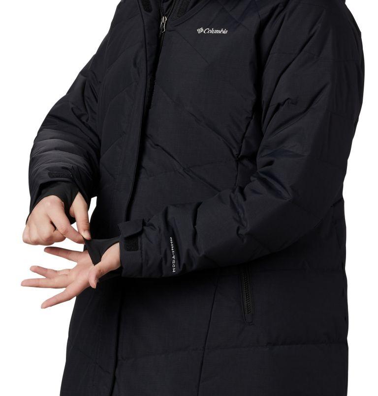 Lay D Down™ II Mid Jacket | 010 | 2X Women's Lay D Down™ II Mid Jacket - Plus Size, Black Metallic, a2