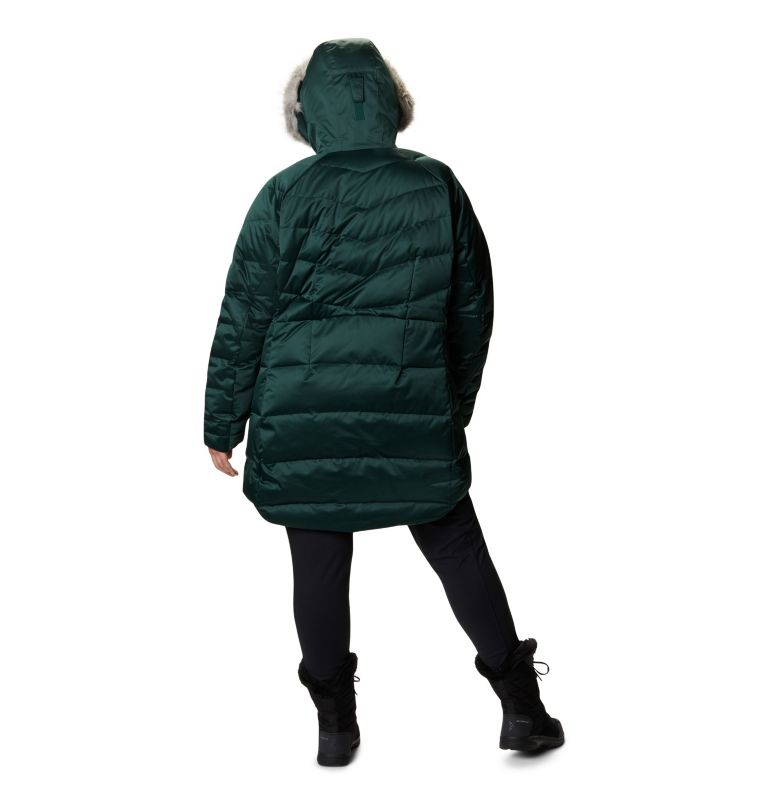 Women's Lay D Down™ II Mid Jacket - Plus Size Women's Lay D Down™ II Mid Jacket - Plus Size, back