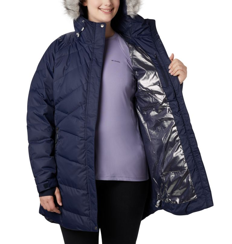 Women's Lay D Down™ II Mid Jacket - Plus Size Women's Lay D Down™ II Mid Jacket - Plus Size, a3