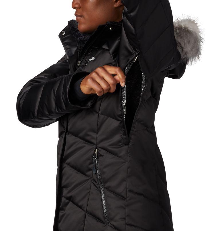 Lay D Down™ II Jacket | 011 | M Women's Lay D Down™ II Ski Jacket, Black, a2