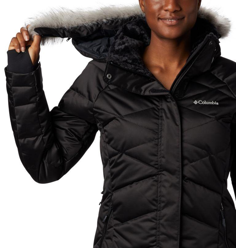 Lay D Down™ II Jacket | 011 | M Women's Lay D Down™ II Ski Jacket, Black, a3
