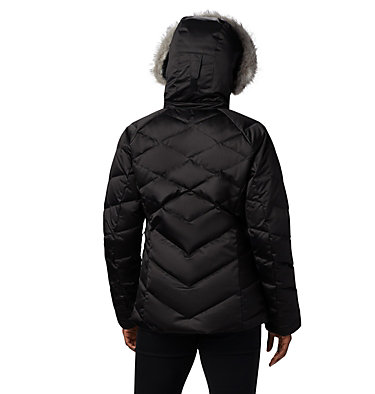 Lay D Down™ II Skijacke für Damen Lay D Down™ II Jacket | 011 | XS, Black, back