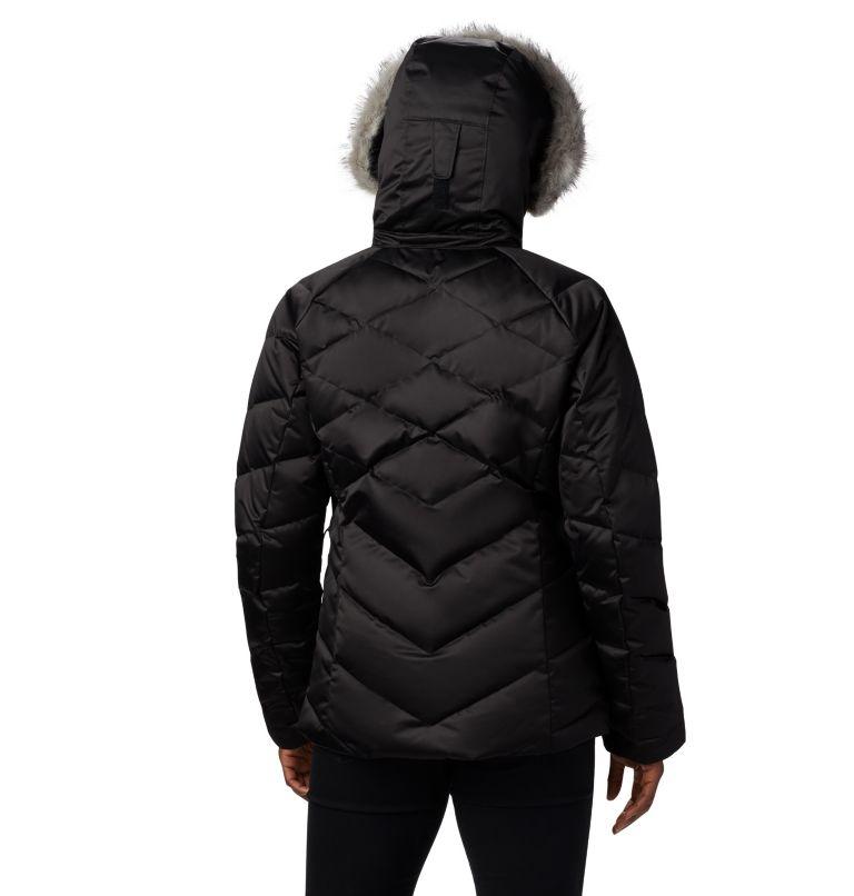 Lay D Down™ II Jacket | 011 | M Women's Lay D Down™ II Ski Jacket, Black, back