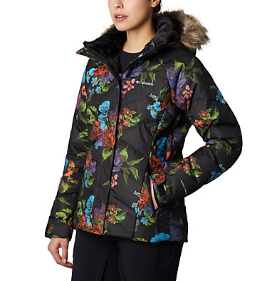 Women's Lay D Down™ II Jacket Lay D Down™ II Jacket | 102 | L, Black Floral Print, front