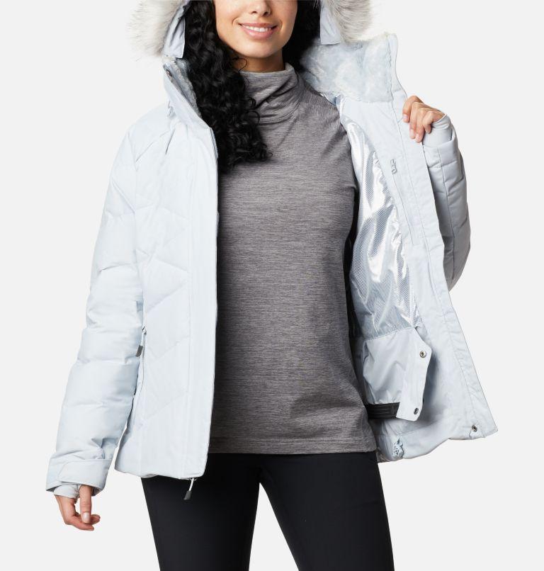 Lay D Down™ II Jacket | 031 | XL Women's Lay D Down™ II Jacket, Cirrus Grey Metallic, a3