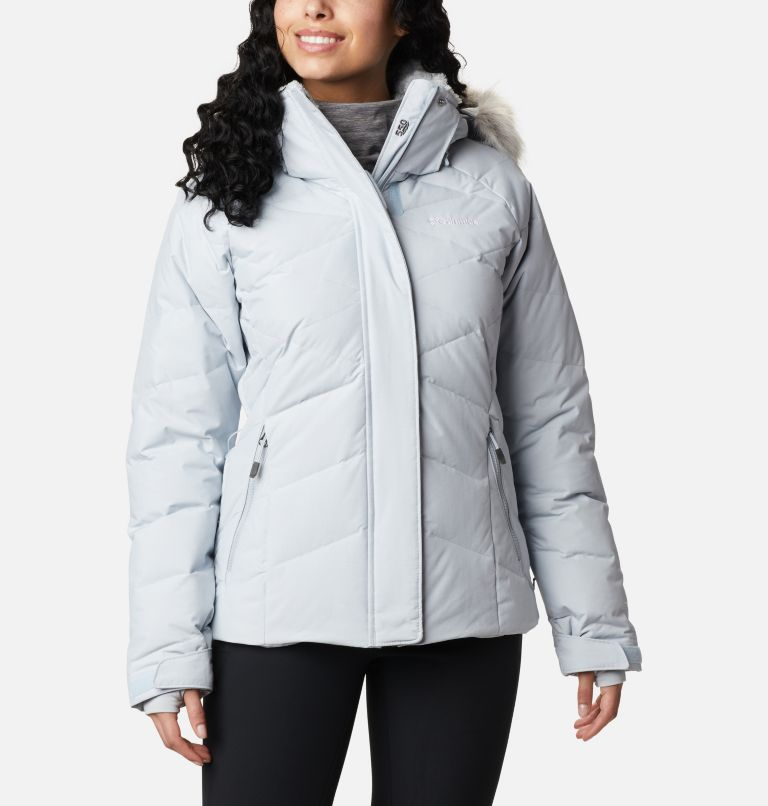 Lay D Down™ II Jacket | 031 | XL Women's Lay D Down™ II Jacket, Cirrus Grey Metallic, front