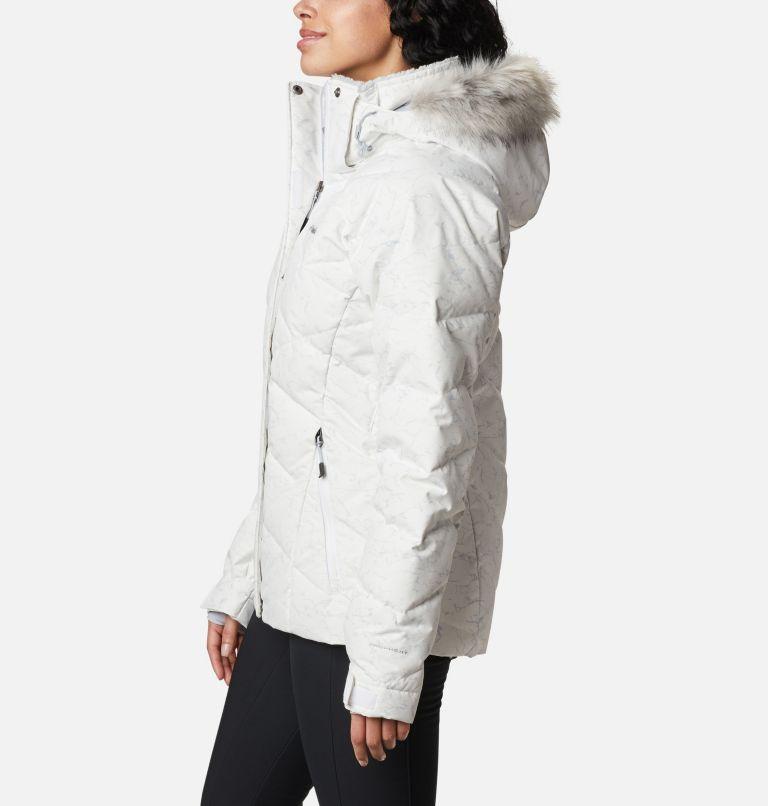 Lay D Down™ II Jacket | 102 | XL Women's Lay D Down™ II Jacket, White, Cirrus Grey Crackle Print, a1