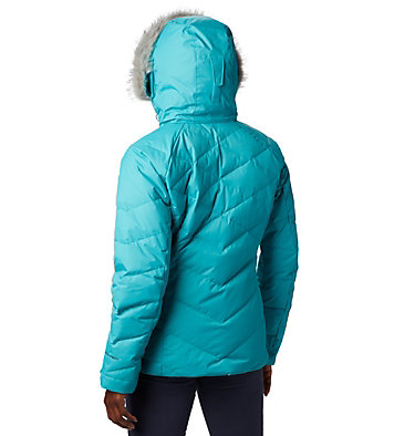 Lay D Down™ II Skijacke für Damen Lay D Down™ II Jacket | 011 | XS, Miami, back