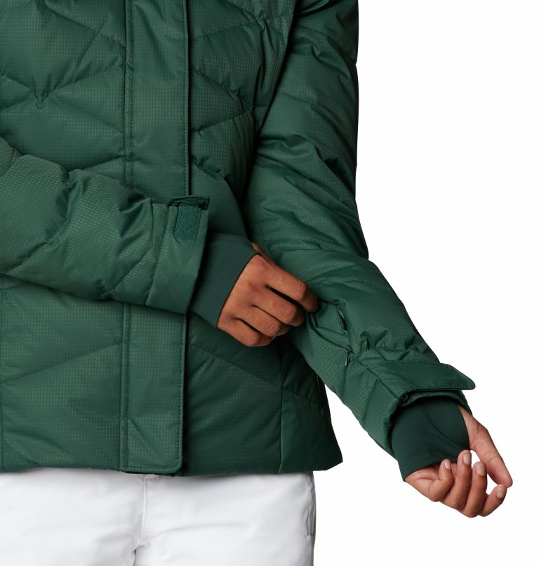 Lay D Down™ II Jacket | 370 | S Women's Lay D Down™ II Ski Jacket, Spruce, a10