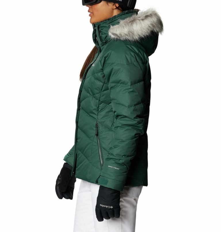 Lay D Down™ II Jacket | 370 | S Women's Lay D Down™ II Ski Jacket, Spruce, a1
