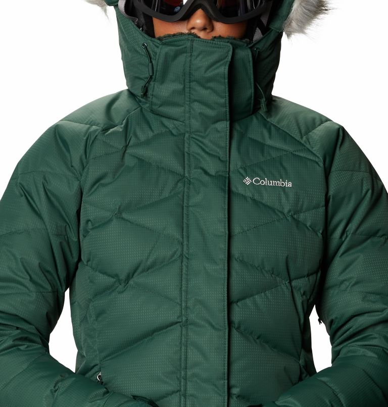 Lay D Down™ II Jacket | 370 | S Women's Lay D Down™ II Ski Jacket, Spruce, a2