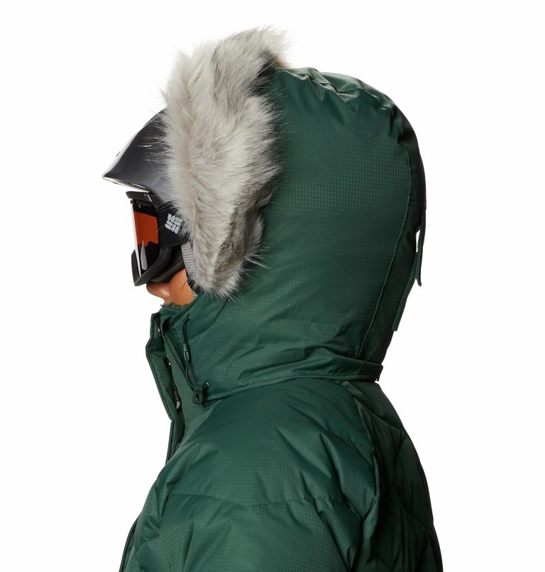Lay D Down™ II Jacket | 370 | S Women's Lay D Down™ II Ski Jacket, Spruce, a5