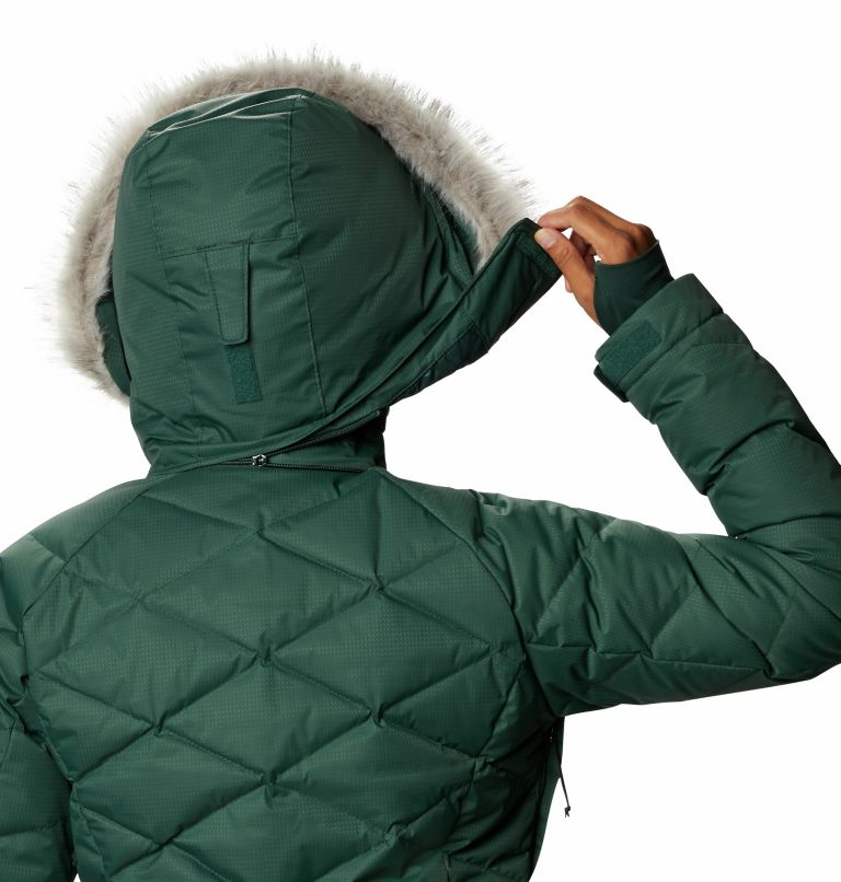 Lay D Down™ II Jacket | 370 | S Women's Lay D Down™ II Ski Jacket, Spruce, a7