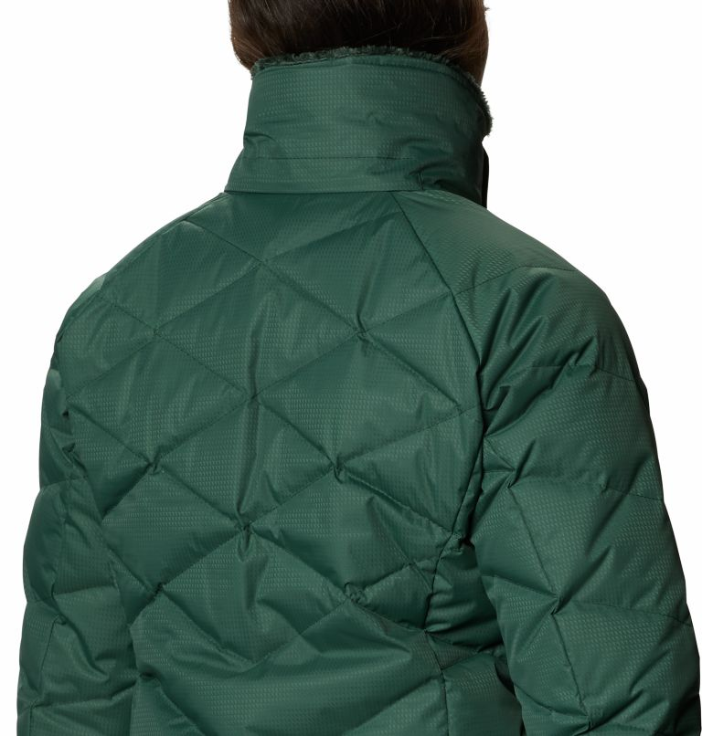 Lay D Down™ II Jacket | 370 | S Women's Lay D Down™ II Ski Jacket, Spruce, a8